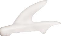 Guarda Lamas Traseiro - HO-R006