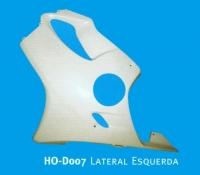 Lateral Esquerda - HO-D007