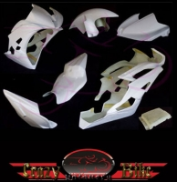 Kit de Corrida R6 - YA-KIT0607