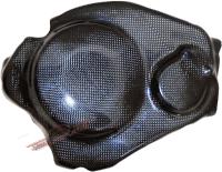 Tampa do Motor Direita Carbono - HO-U003