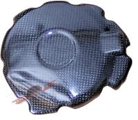 Tampa do Motor Esquerda Carbono - HO-V002
