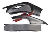 Par de Protecção do Braço Oscilante em Carbono - HO-V005